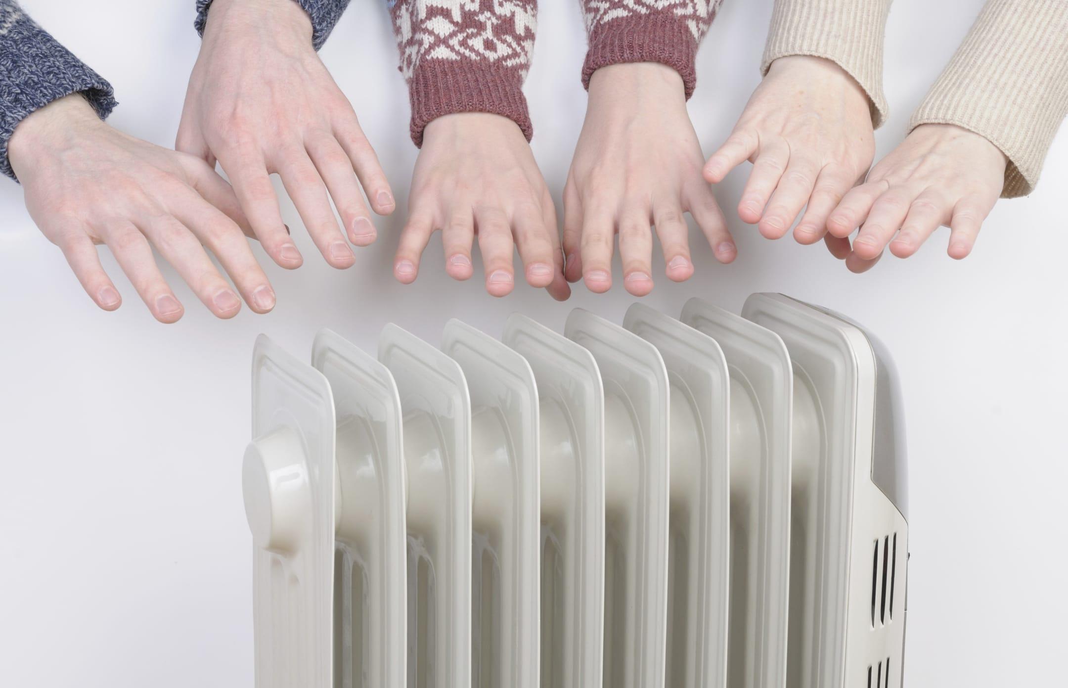 Riscaldamento: tagliate la bolletta e risparmiate eliminando questi 10 sprechi