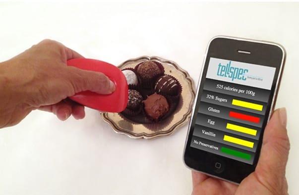 TellSpec, il telecomando in grado di analizzare gli ingredienti contenuti negli alimenti