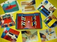 Biliardino fai da te: tante idee per costruirlo in casa, insieme ai bambini, con il riciclo creativo (foto)