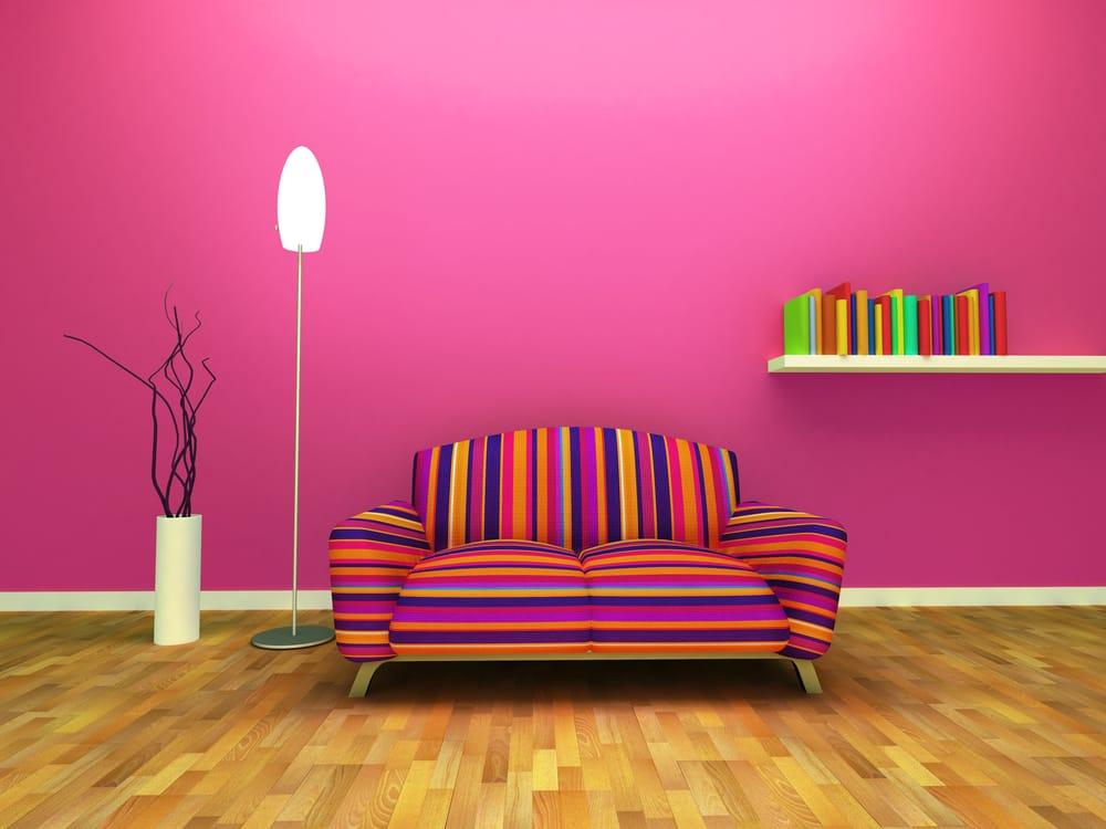 Come dipingere le pareti di casa non sprecare - Idee per colorare le pareti ...