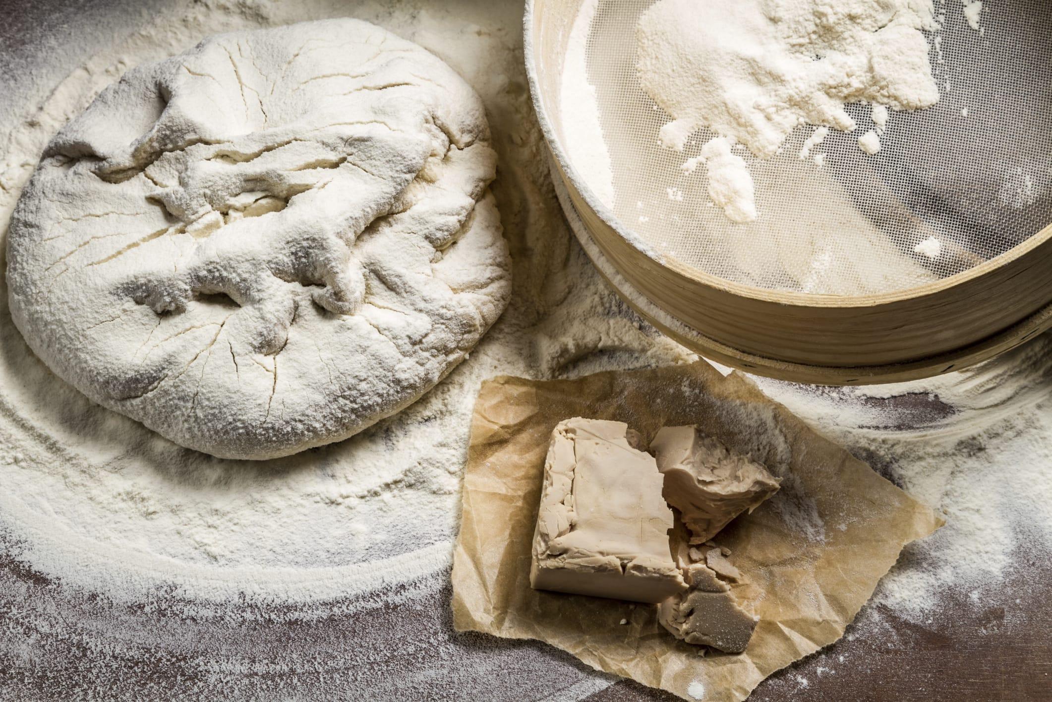 Come fare il lievito con il bicarbonato