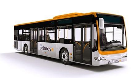A Savona l'autobus elettrico che si ricarica senza fili