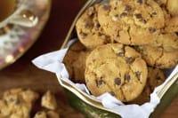 Biscotti vegani al cacao e al cocco: la ricetta