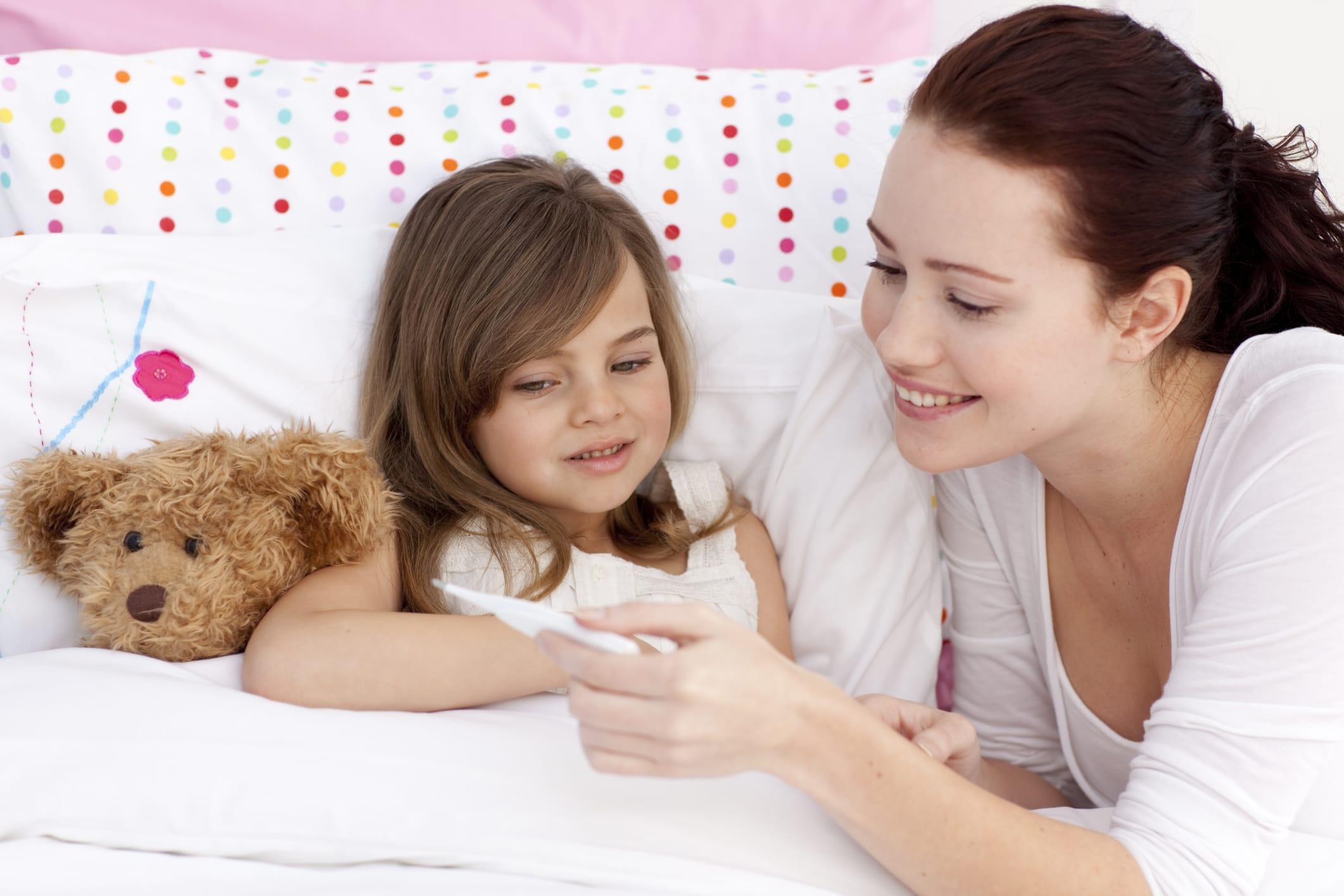 Rimedi naturali contro la febbre dei bambini e consigli for Si puo fare il bagno con la febbre