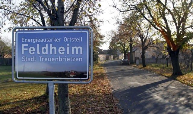 Energia rinnovabile: in Germania il comune alimentato solo con eolico, solare e biogas