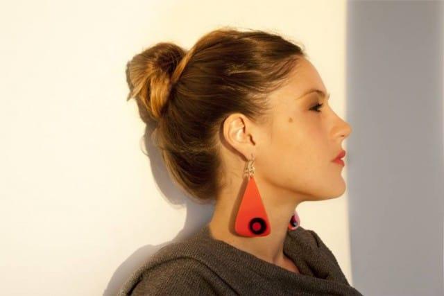I gioielli made in Italy realizzati con il plexiglas di scarto industriale