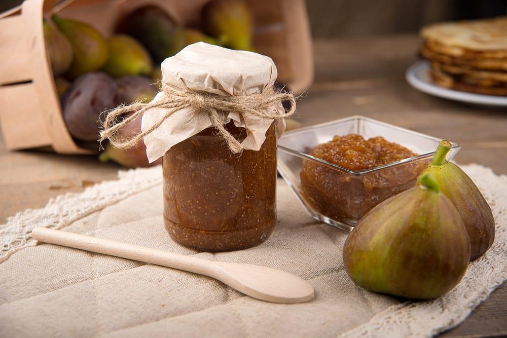 ricetta marmellata di fichi