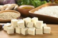 Tofu a dadini