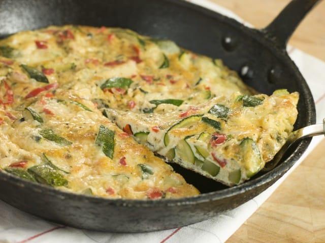 Cinque deliziose ricette per preparare la frittata