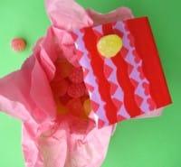 Tante caramelle da inserire nella casetta riciclona