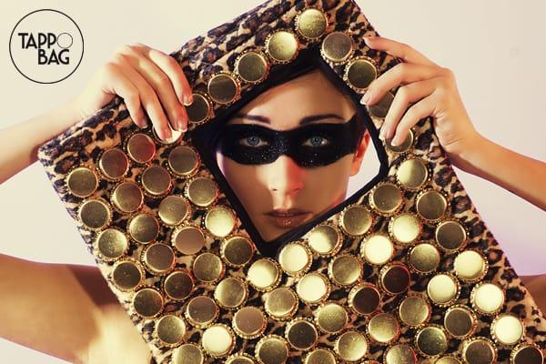 Borse Di Moda In Plastica : Borse con materiali di riciclo ecco le tappo bag non