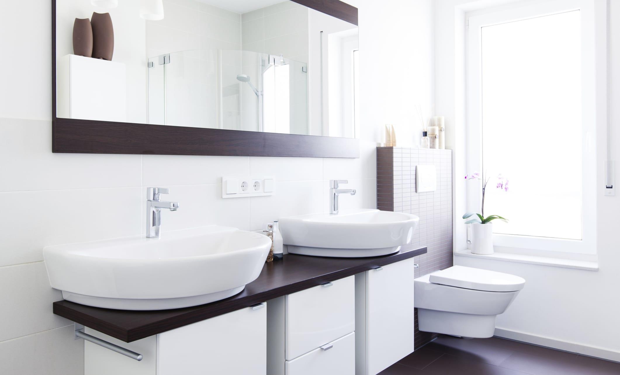 Come ristrutturare il bagno in maniera ecosostenibile - Tendine per il bagno ...