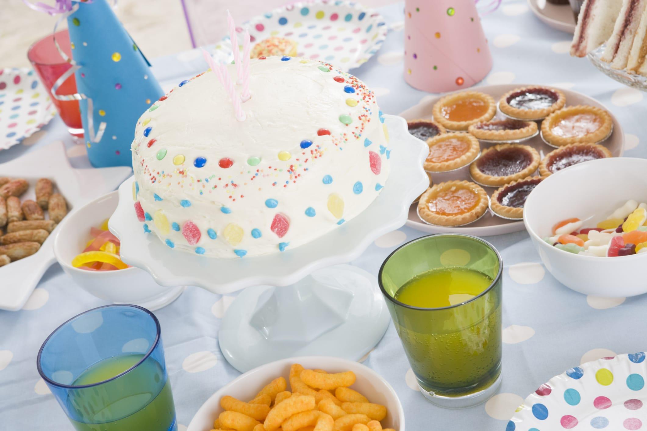 Come organizzare una festa di compleanno per bambini non for Organizzare il giardino di casa