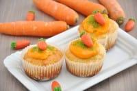 Muffin con arance e carote: golosissimi