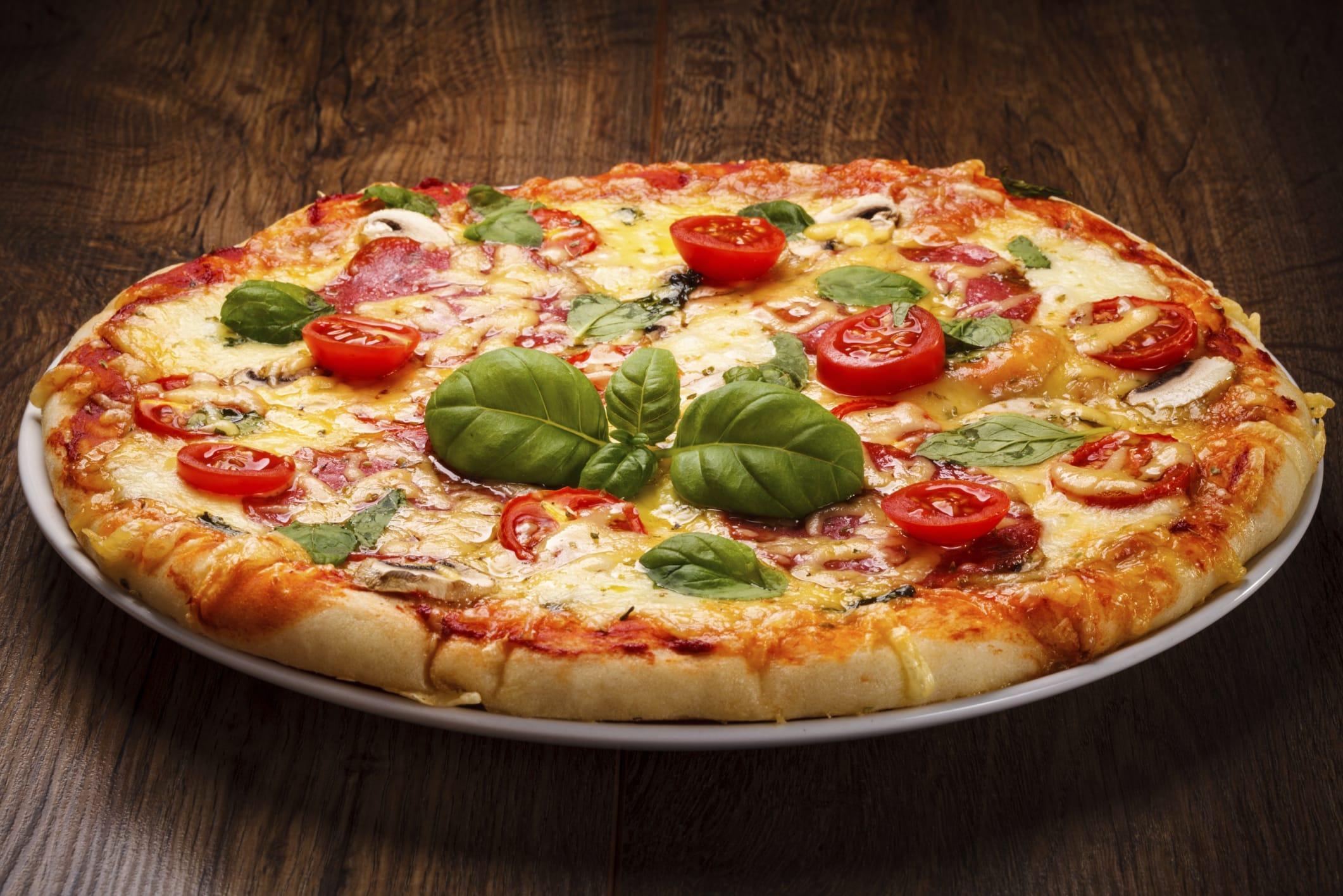 Pasta per pizza gia pronta ricette
