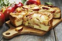 Torta di mele con yogurt senza burro: il dolce ideale per la colazione o la merenda