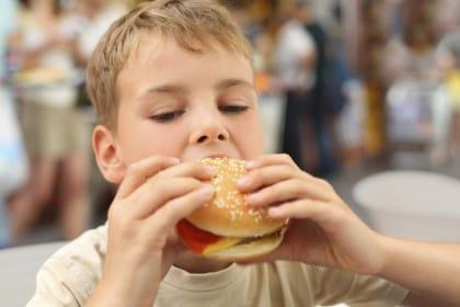 Conseguenze obesità bambini