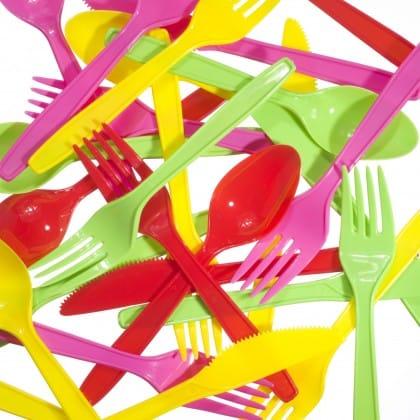 forchette e cucchiai