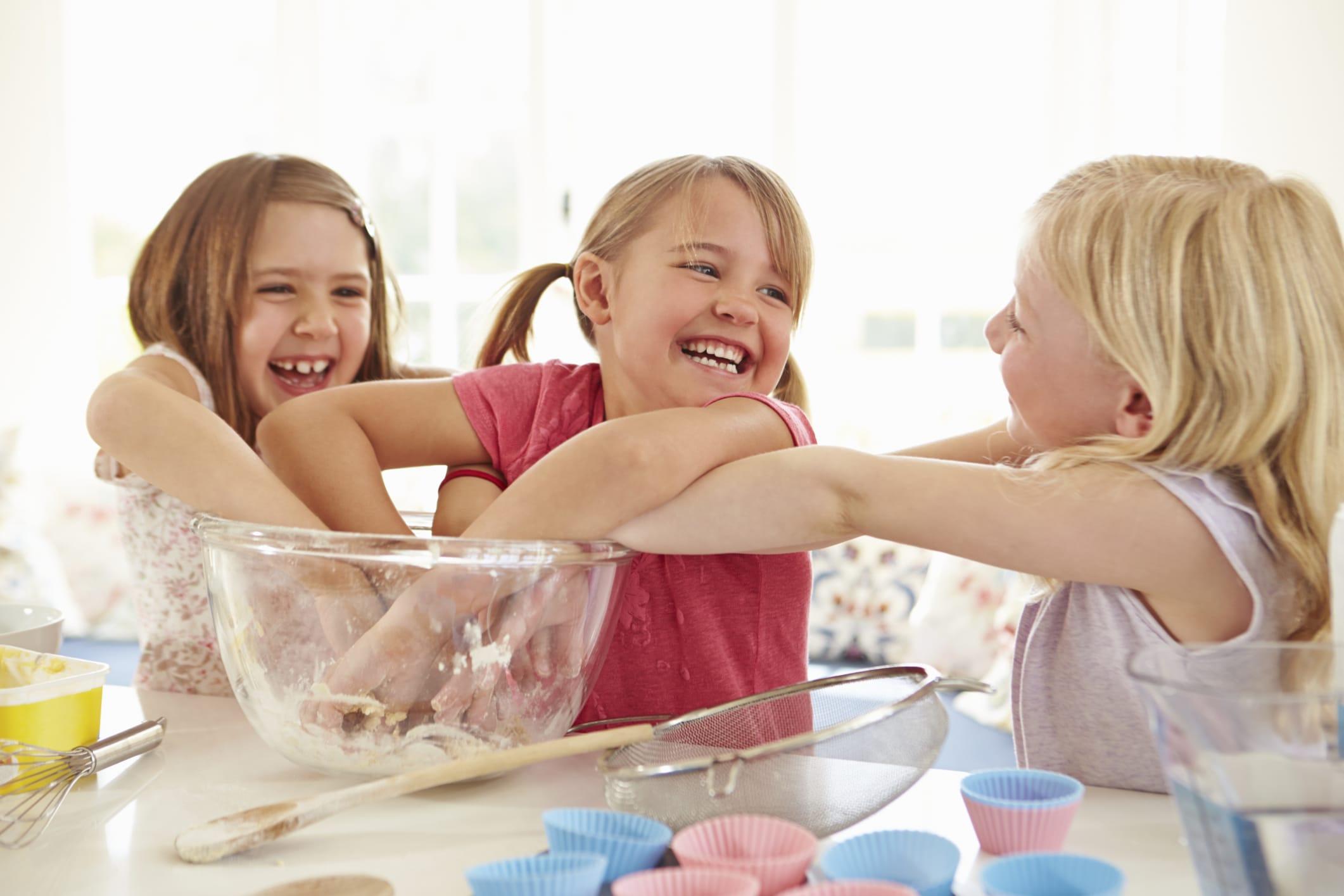 Museo explora laboratori di cucina per bambini a roma for Cucinare per bambini 7 anni