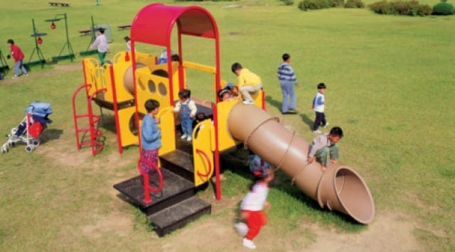 Parco giochi inclusivo: una realtà possibile - Non Sprecare