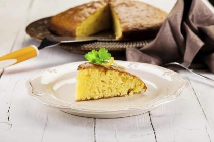 ricetta torta paradiso con acqua