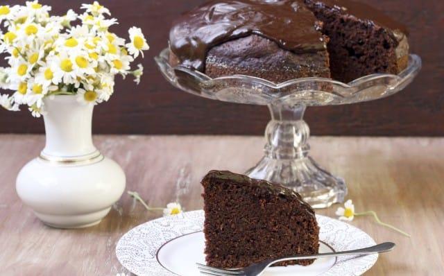 torta zucchine e cioccolato