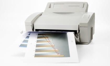Risparmio energetico stampanti