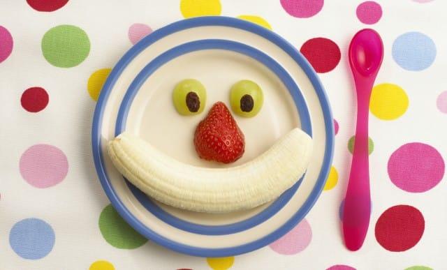 Idee creative frutta