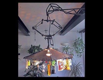 la lampada di controprogetto