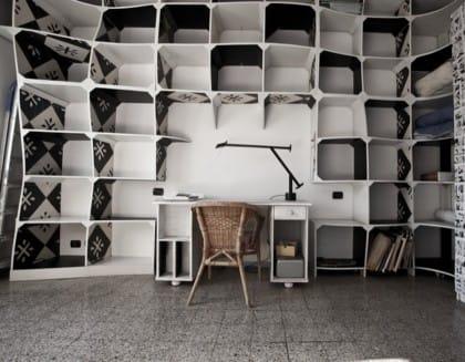 la libreria di controprogetto