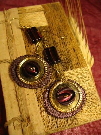 Gioielli fai da te con materiali di riciclo: i Rifiuti Speciali della nostra lettrice Lucrezia