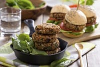 le ricette degli hamburger vegetali