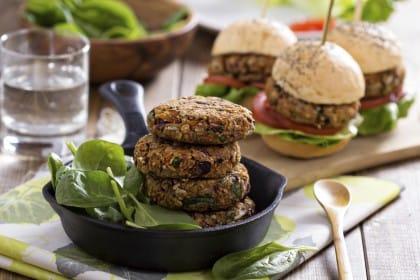 Burger vegetali: tante ricette ricche di gusto e nutrimento