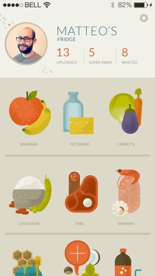 Ratatouille è l'app che permette di non sprecare cibo e condividerlo con i propri vicini