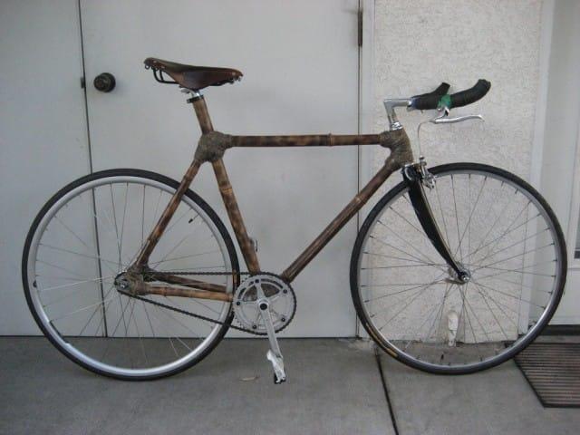 Come costruire una bici in bamboo in casa non sprecare for Come costruire una casa modello