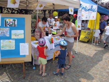 Bimbimbici 2014: l'evento per la mobilità sostenibile a misura di bambino