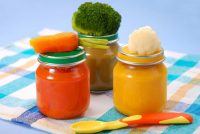 Omogeneizzati fatti in casa: partite dal brodo vegetale. E usate prodotti freschi