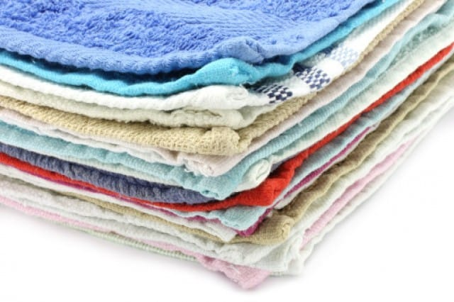 Conosciuto Come riciclare i vecchi asciugamani - Non sprecare PD03