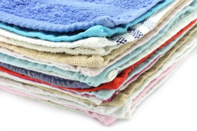 Come riciclare i vecchi asciugamani non sprecare for Animali con asciugamani