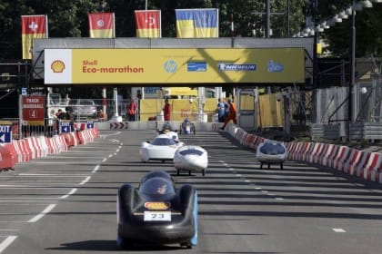 Shell Eco Marathon 2014: i prototipi di auto ecologiche
