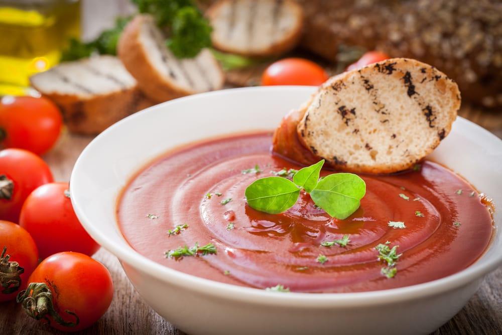 spesso Ricetta gazpacho di pomodoro - Non sprecare MY83