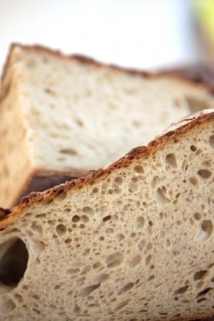 ricetta del pane con la pasta madre
