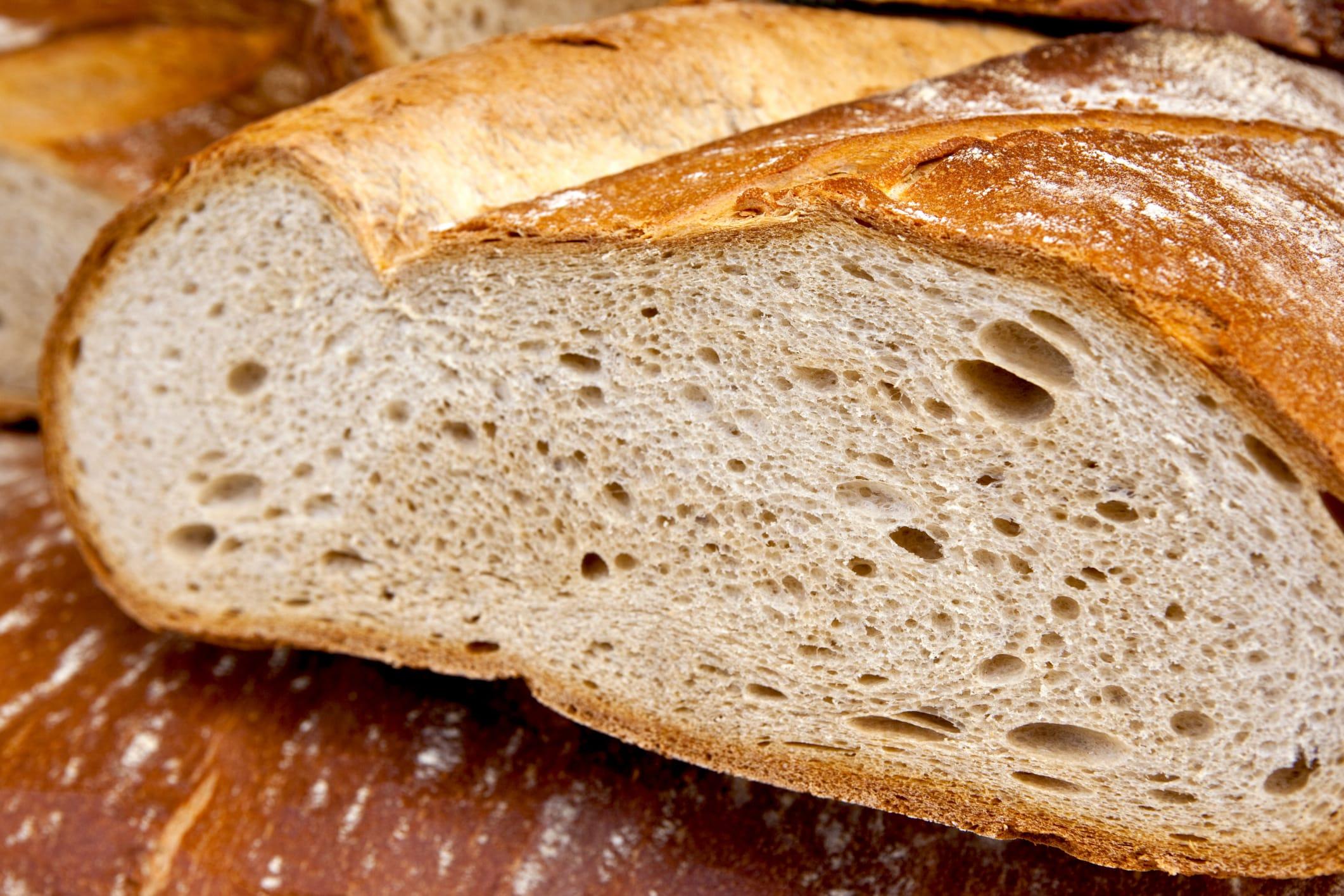 Ricetta pane con pasta madre in maniera tradizionale non for Come fare piano casa