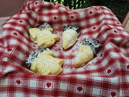 biscotti con pasta frolla senza burro con yogurt