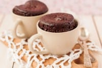 Torta in tazza, la ricetta per preparare un dolce sfizioso e gustoso in 15 minuti