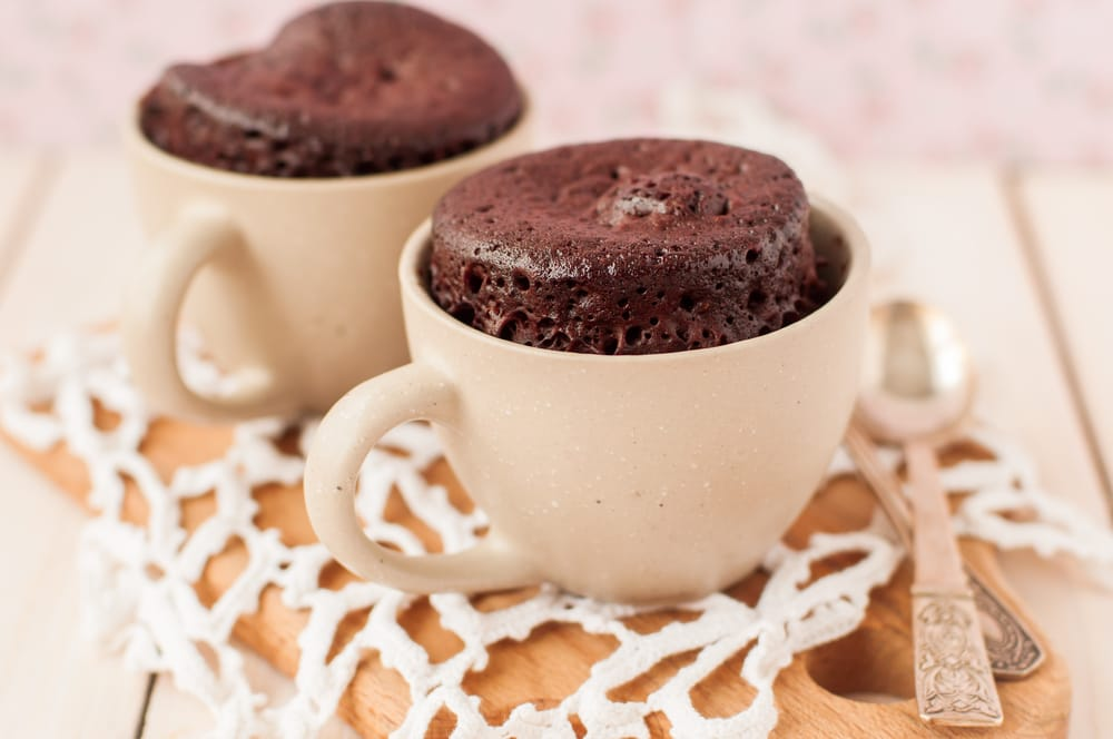 Mug Cake Au Nutella Calorie