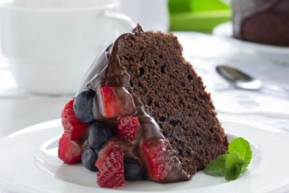 torta di ricotta senza farina: la ricetta con cioccolato