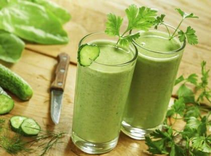 ricette per centrifugati dimagranti di frutta e verdura
