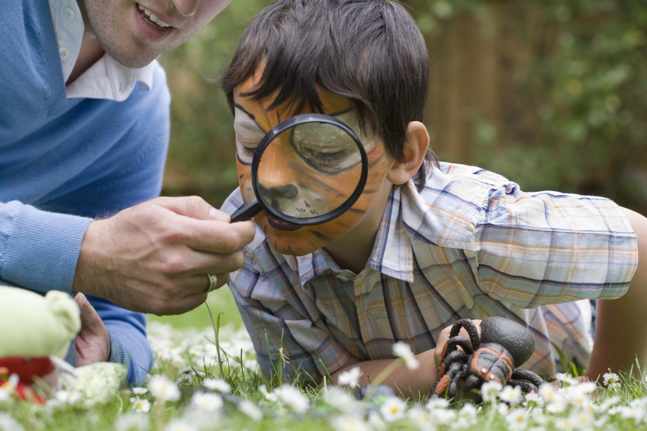Giochi da fare in giardino per bambini non sprecare - Mobili per bambini divertenti ...