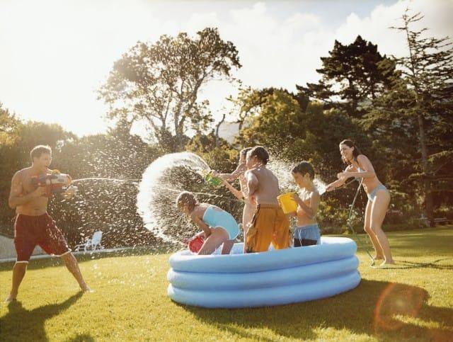 Popolare Giochi con acqua per bambini - Non sprecare UR49